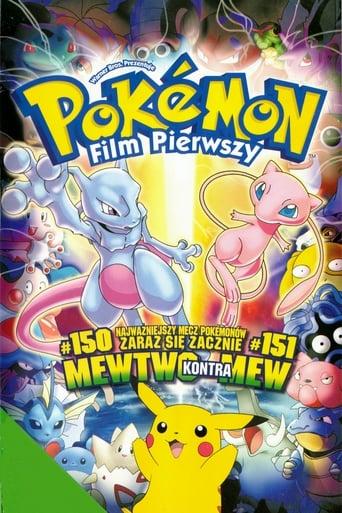 Pokémon: Film Pierwszy - Zemsta Mewtwo