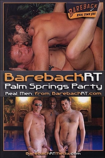 Bareback RT: Palm Springs Party