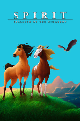 Watch Spirit: Stallion of the Cimarron Online
