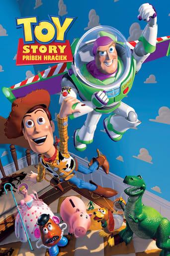 Toy Story: Príbeh hračiek