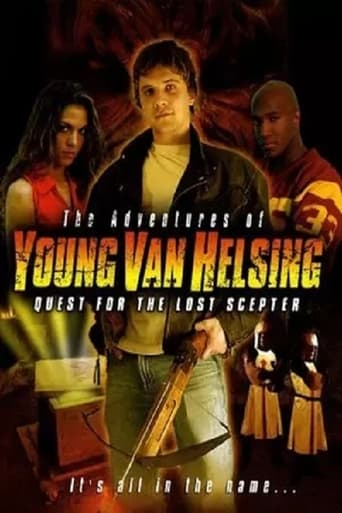 The Adventures Of Young Van Helsing - Quest For The Lost Scepter