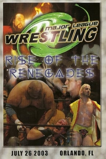 MLW Rise of The Renegades