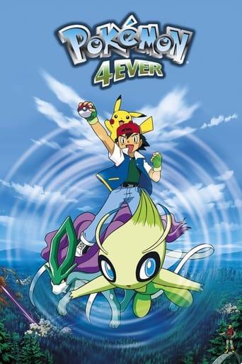 Pokémon 4Ever:  Celebi, skogens röst