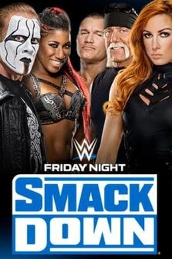 WWE SmackDown's 20th Anniversary