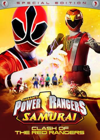 Power Rangers Samurai : La Confrontation des Rangers rouges
