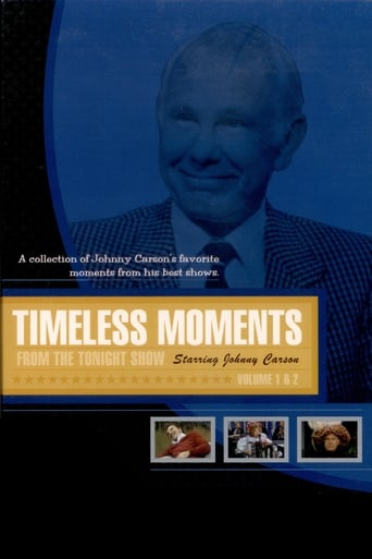 Timeless Moments from the Tonight Show Starring Johnny Carson - Volume 1 & 2
