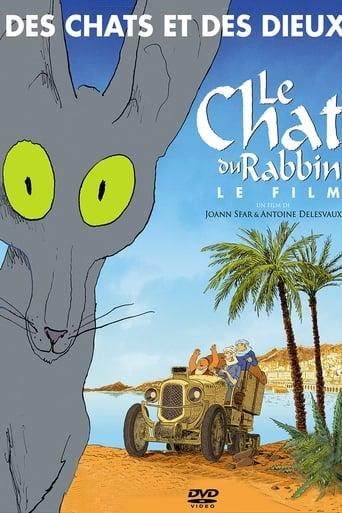 Le chat du rabbin