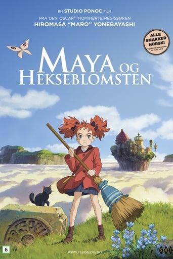 Maya og hekseblomsten