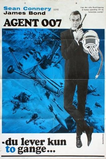 James Bond: Agent 007 - Du Lever Kun 2 Gange