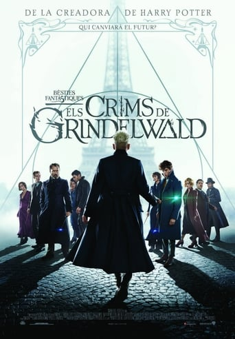 Bèsties fantàstiques. Els crims de Grindelwald