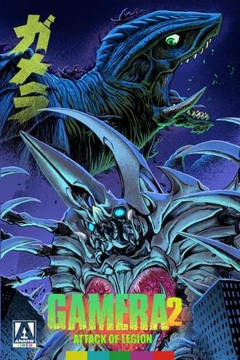 Gamera 2: Attack of the Legion