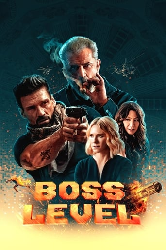 Boss Level Movie Free 4K