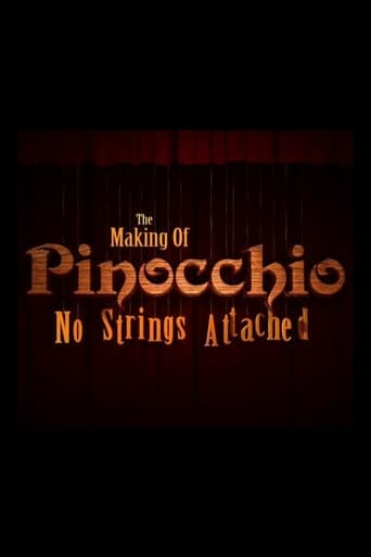 The Making of Pinocchio: No Strings Attached