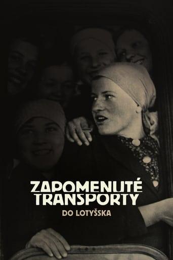 Zapomenuté transporty do Lotyšska