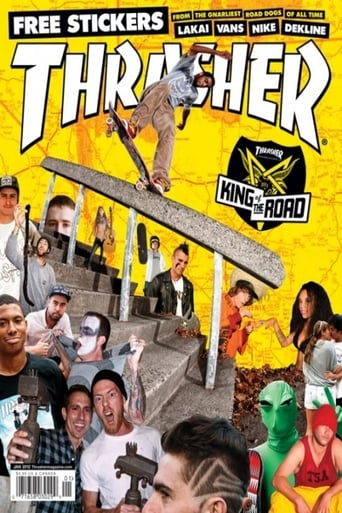 Thrasher - King of the Road 2011