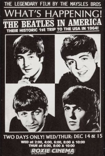 What's Happening! The Beatles in the U.S.A.