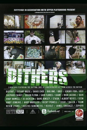 Dithers: The Cutting Edge of Underground Art From Across the Nation