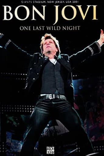 Bon Jovi: One Last Wild Night