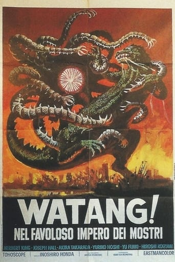 Watang! Nel favoloso impero dei mostri