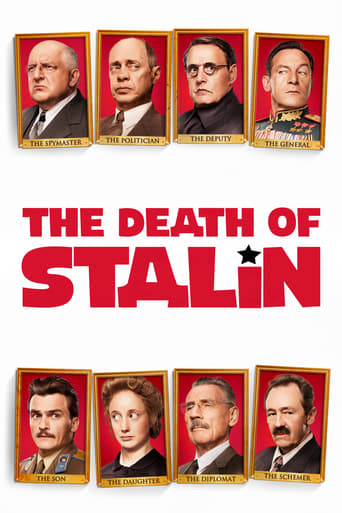 Watch The Death of Stalin Online