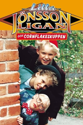 Young Jonsson Gang: The Cornflakes Robbery