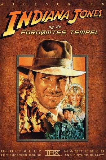Indiana Jones Og De Fordømtes Tempel