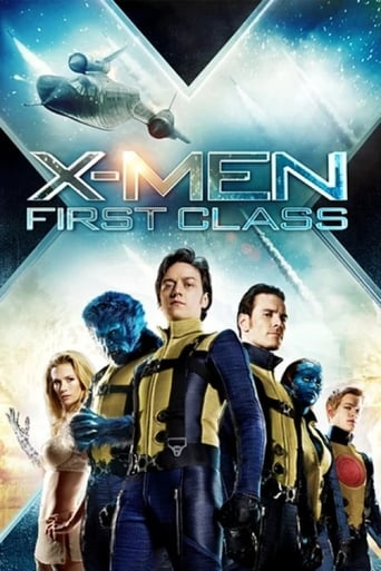 Children of the Atom: Filming X-Men: First Class