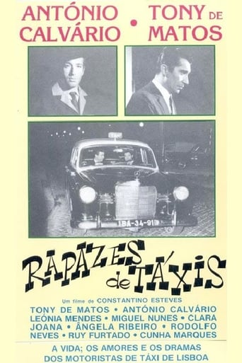 Rapazes de Táxis