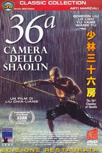 La 36ª camera dello Shaolin