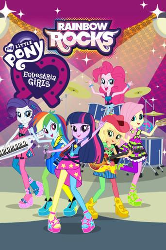 My Little Pony : Equestria Girls - Rainbow Rocks