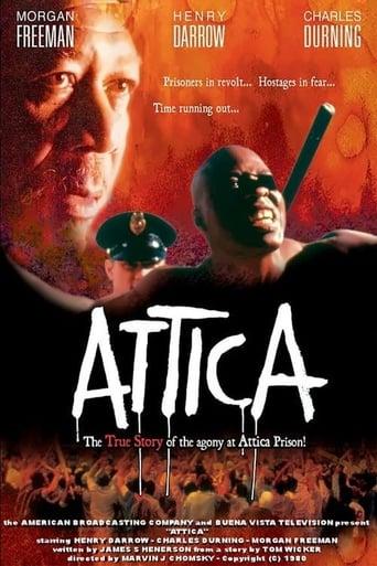 Révolte dans la prison d'Attica