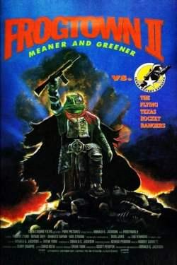 A Vingança dos Sapos Assassinos Torrent (1992) Dual Áudio - Download DVDRip
