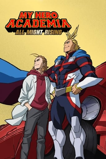 My Hero Academia: All Might Rising