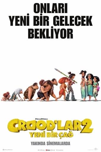 Watch Crood'lar 2: Yeni Bir Çağ Full Movie Online Free HD 4K