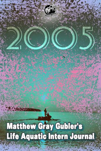 Matthew Gray Gubler's Life Aquatic Intern Journal