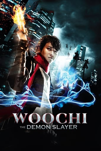 Woochi : The Demon Slayer