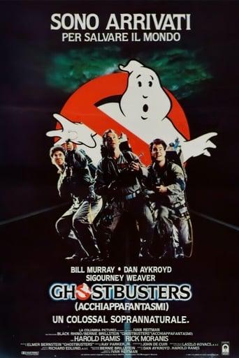 Ghostbusters (Acchiappafantasmi)