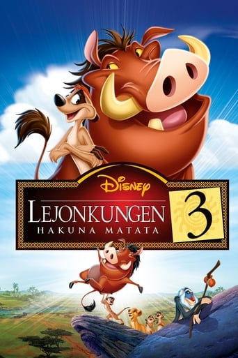 Lejonkungen 3 - Hakuna Matata