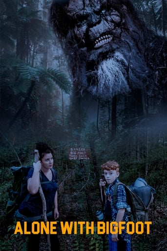 Alone with Bigfoot