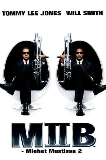MIIB – Miehet mustissa 2