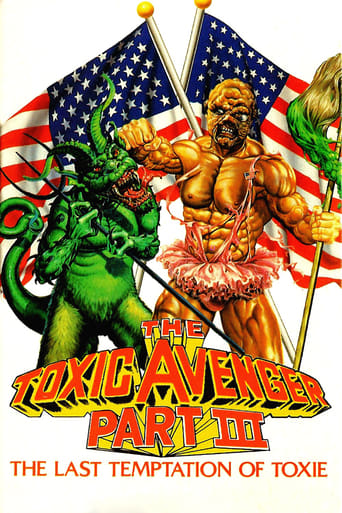 The Toxic Avenger 3