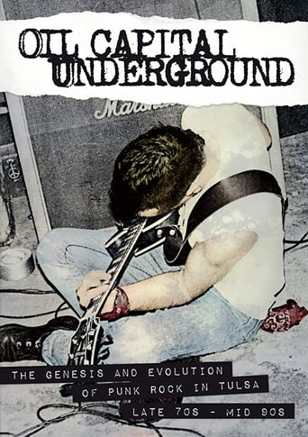 Oil Capital Underground: The Genesis & Evolution of Punk Rock in Tulsa-Late 70's to Mid 90's