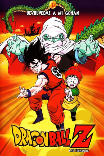 Dragon Ball Z: Garlic Junior Inmortal