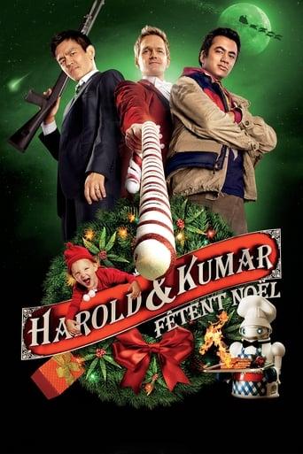 Harold et Kumar fêtent Noël