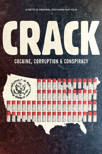 Watch Crack: Cocaine, Corruption and ConspiracyFull Movie Free 4K