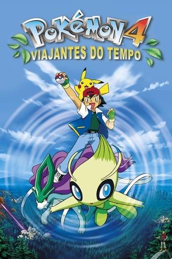 Pokemon 4Ever: Celebi - A Voz Da Floresta