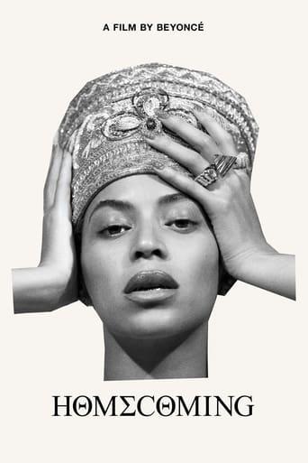 HOMECOMING : Un film de Beyoncé