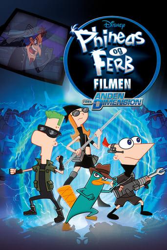 Phineas Og Ferb - Filmen - I Den Anden Dimension