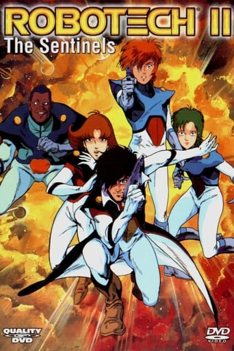 Robotech II: The Sentinels