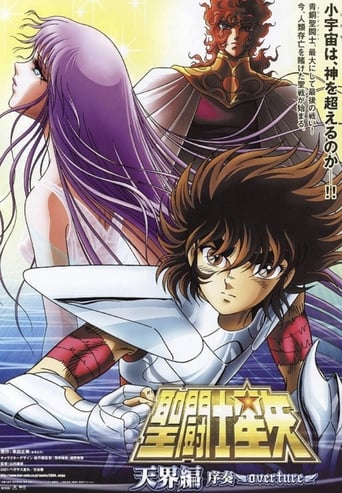 Saint Seiya Heaven Chapter: Overture Movie Free 4K